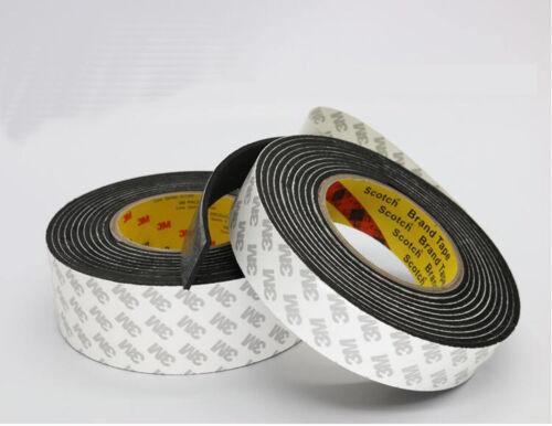 1 Roll 3M Eva Foam Adhesive Tape Single Sided 50mm W x 5m L x 2mm T