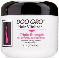 Doo Gro Hair Vitalizer Triple Strength For Severely Damaged Hair, 4 Oz (2 Pack) on sale