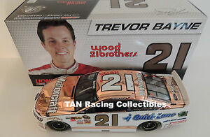 Trevor Bayne 2013 Lionel/Action #21 Motorcraft COPPER Diecast 1/24 FREESHIP