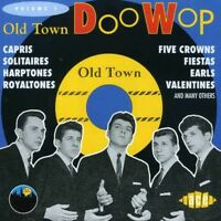 Various Artists - Old Town Doo Wop 1 / Various [new Cd] Uk - Import on sale