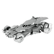 Batman vs Superman Batmobil batman Kit de Montage en Métal 3D Metal Earth 1375