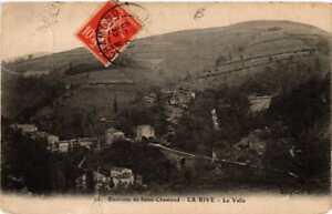 CPA-Env-de-Saint-Chamond-La-Rive-La-Valla-663874