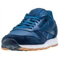 Reebok Classic Perfect Split Mens Trainers Blue Shoes