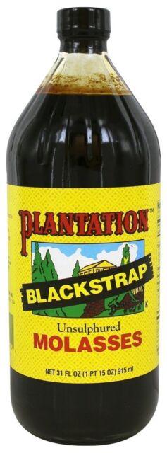Plantation - Blackstrap Unsulphured Molasses - 31 oz.