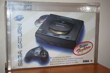 Sega Saturn Launch Console w/Virtua Fighter - NEW NEAR-MINT VGA Q80+ SUPER RARE!