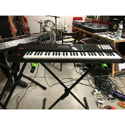 Roland FA 06 Synthesizer, Workstation, Keyboard