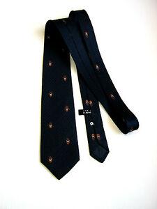 Nick Bronson Vintage 80 Pura Seta Pure Silk Made In Italy Une Gamme ComplèTe De SpéCifications