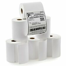 Address Labels Internet Postage Shipping Label Adhesive 6 Rolls 4 X 6 By Sjpack