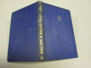 Acceptable  Ballads And BalladPlays   19360101 Wearmarking to cover Thoma - Ammanford, United Kingdom - Acceptable  Ballads And BalladPlays   19360101 Wearmarking to cover Thoma - Ammanford, United Kingdom
