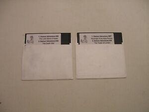 Eamon-Adv-Disks-27-28-29-and-30-for-Apple-II-Plus-Apple-IIe-Apple-IIc-IIGS