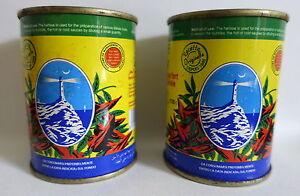 Harissa Harissapaste 2 X 135g Chilli Sauce Tunesien Le