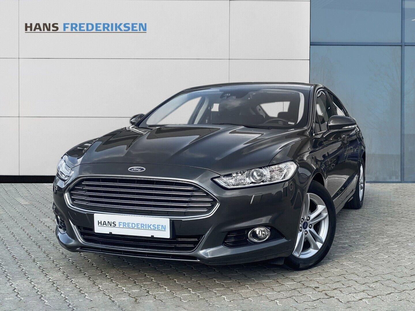 Ford Mondeo 1,5 SCTi 160 Titanium 5d - 199.900 kr.