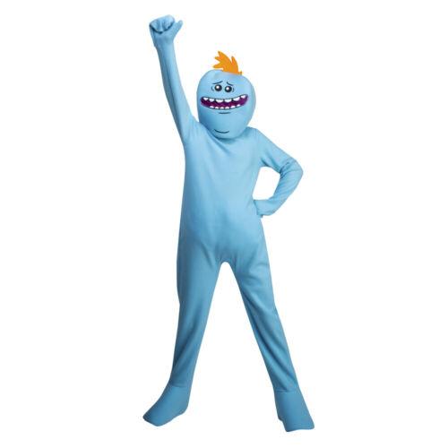 Palamon Meeseeks Child Costume 30376 Rick and Morty Mr