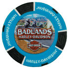 Badlands Harley-Davidson® Badlands Ride Full Color Poker Chip