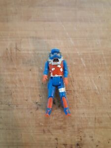 Vintage-1986-Kenner-M-A-S-K-Mask-Dusty-Hayes-Figure-W-Mask-Htf-Loose