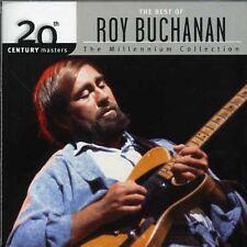 Best Of Roy Buchanan-Millennium Collection - Roy Buchanan (CD Used Very Good)