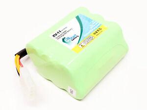 Neato XV-21 Battery Replacement for Neato Robotic Vacuum, NIMH, 3500mAh