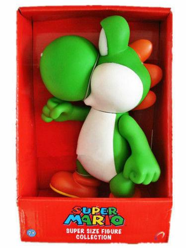 1 Grande 26CM SUPER MARIO BRO GAME-YOSHI Figuritas Niños Bebé Juguete Figura De Acción