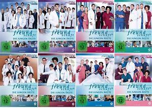 56-DVDs-IN-ALLER-FREUNDSCHAFT-DIE-JUNGEN-ARZTE-STAFFEL-1-1-4-2-SET-NEU-OVP