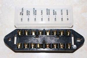 TOYOTA-LAND-CRUISER-BJ40-BJ43-FJ40-FJ42-FJ43-FJ45-FJ55-FJ56-1969-1984-FUSE-BOX