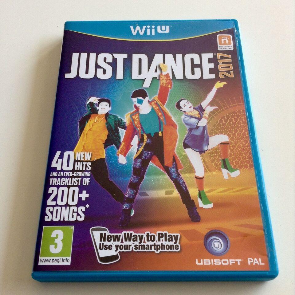 Just Dance 2017, Nintendo Wii U, anden genre