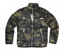 DIESEL W-IZUMO-TREAT DOWN QUILTED JACKET SIZE L 100% AUTHENTIC