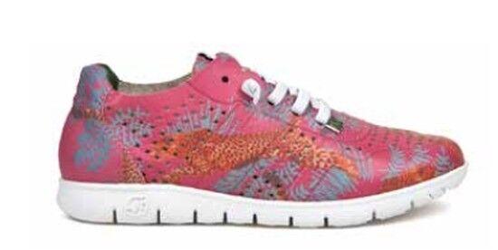 Slowwalk Morvi-W Morvi-W Slowwalk Sneaker Piel Crust Guepardo 5c4fee