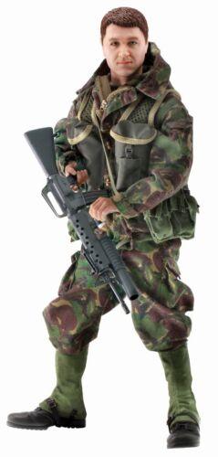 "Dragon 1//6 Scale 12/"" Falklands War British Trooper SAS Pete Snapper Winner 70846"