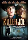 Killer Joe- Matthew McConaughey Emile Hirsch Gina Gershon - DVD Region 1