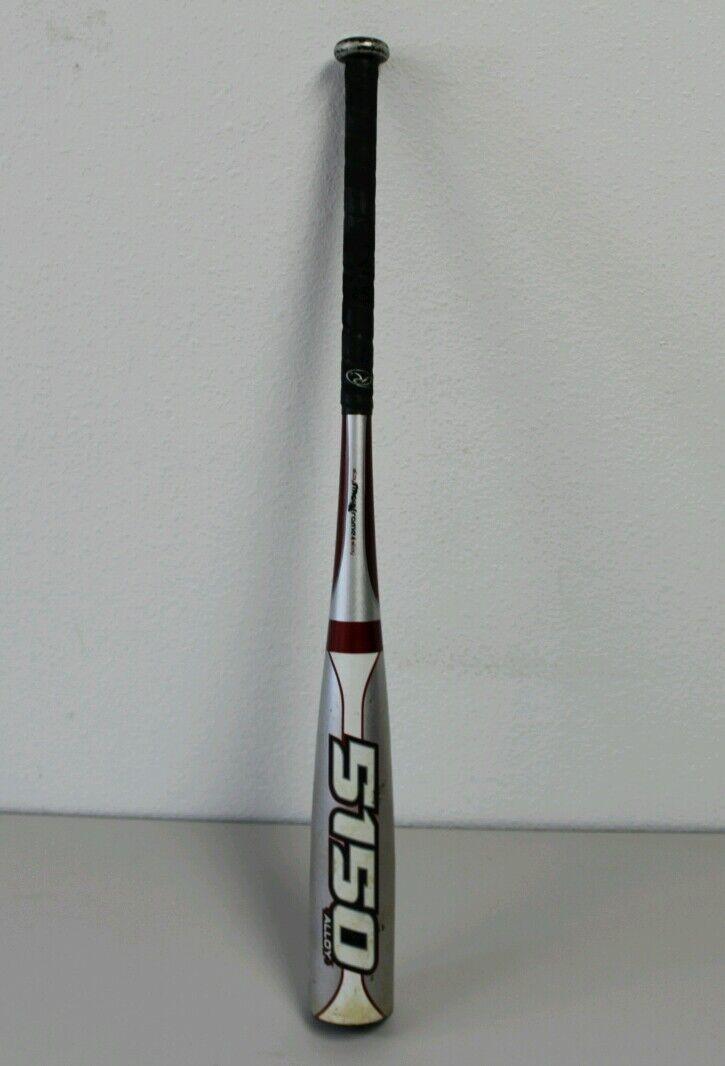 Rawlings 5150 Aleación Senior League Baseball Bat (-9.5) 30  20.5oz. Sci-Fly