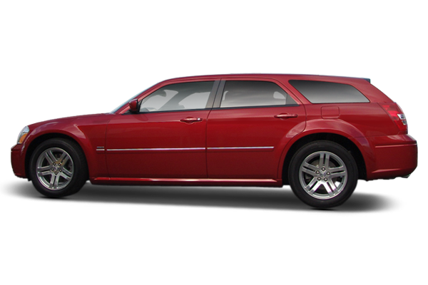 Dodge Magnum side view