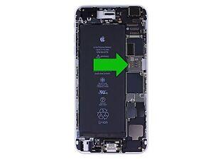 Details Sur Reparation Lecteur Sim Carte Mere Iphone 6 Plus Professionnel