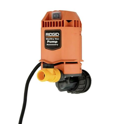 Wet Dry Vacs Water Pump Accessory  10 Gal PM Quick Connect Home Shop Jobsite NEW