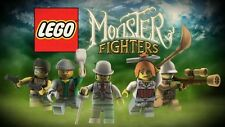 Lego Monster Fighters Complete Set Sealed plus Extras 10228 5000644 9465 9466
