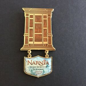 WDW-Narnia-The-Lion-The-Witch-and-The-Wardrobe-Wardrobe-LE-1500-Disney-Pin-43209