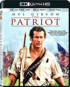 The-Patriot-New-4K-UHD-Blu-ray-With-Blu-Ray-4K-Mastering-Ac-3-Dolby-Digita