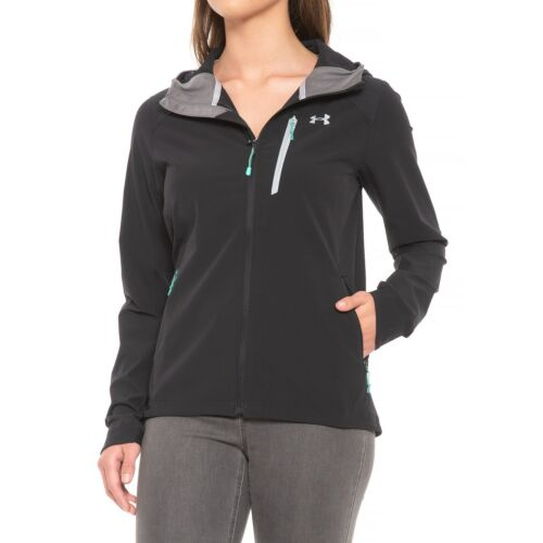 Under Armour Women/'s Propellant Jacket stretchy shell active coat