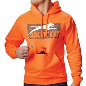 '' aircat hommes à orange capuche pour ArticwearSweat bouteille' '' 'Ouvre XkTPiuOZw