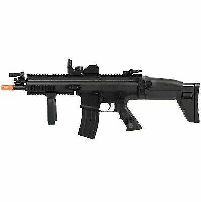 Soft Air FN Scar-l Airsoft Gun Electric 200 BB Capacity Magazine Battery &  Charg for sale online | eBay