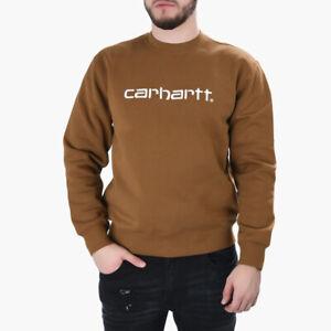 oszczędzać sprzedaż kody kuponów Details about MEN'S SWEATSHIRT SNEAKERS CARHARTT WIP [I027092 HAMILTON]
