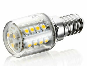 Kühlschrank Led Kaltweiss : Led leuchtmittel mini birne e w ° kühlschrank lampe