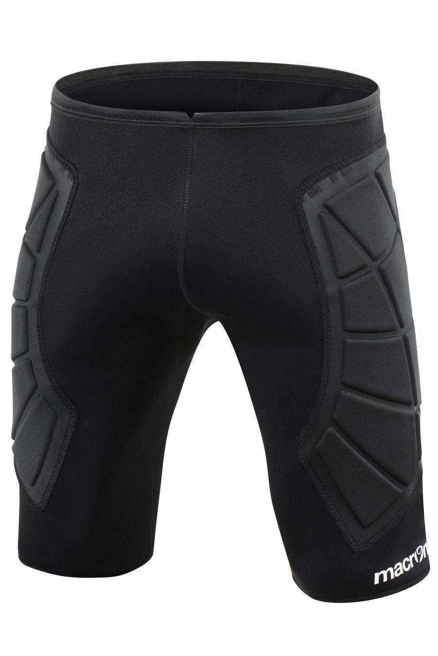 Pantalones cortos acolchado fútbol portero Scutum-Macron-tamaños de S a 2XL