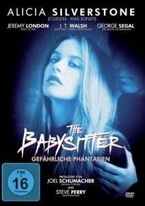 SILVERSTONE,ALICIA/SEGAL,GEORGE-THE BABYSITTER-GEFÄHRLICHE PHANTASIEN  DVD NEUF