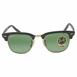 8f4c58f21f0 Ray-Ban RB2176 Clubmaster Folding Sunglasses for sale online
