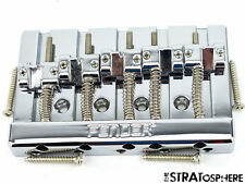 Fender Deluxe Series High Mass V 5 String Jazz Bass BRIDGE Chrome Badass Style