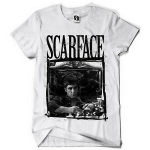 0a5e454cfcc Image is loading Exclusive-Men-039-s-T-Shirt-Scarface-Design-SB018-