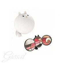 Trousse Pupa Trucco Cofanetto Cat 4 Bianco Small Blush Ormbretti Cosmetica GIOSA