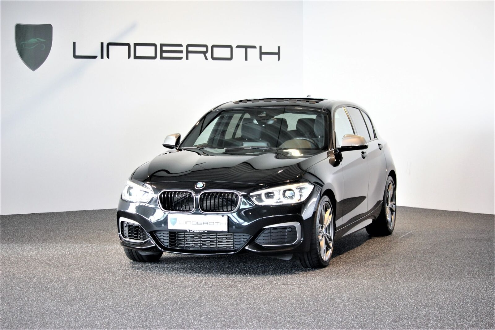 BMW M135i 3,0 xDrive aut. 5d