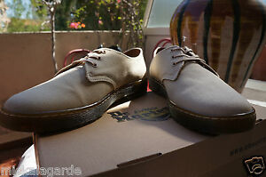 Derby Delray Sand 46 Martens Twill Homme Dr Canvas Euùùùùùùùùùùùùùùùù Beige PYUvfcq