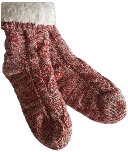 Kuschelsocken Hüttensocken 35-46 Wintersocken Haussocken Weihnachten ABS Socken